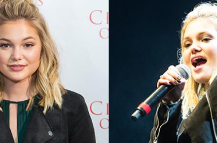 Olivia Holt comparece ao evento da Citadel Outlets Tree, em Los Angeles; veja fotos