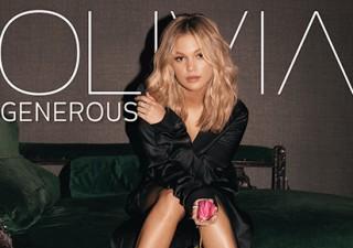 """Olivia Holt lança seu novo single; ouça """"Generous"""""""
