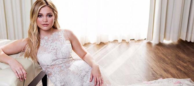 """Olivia Holt é capa da edição de março da """"Modeliste Magazine"""""""