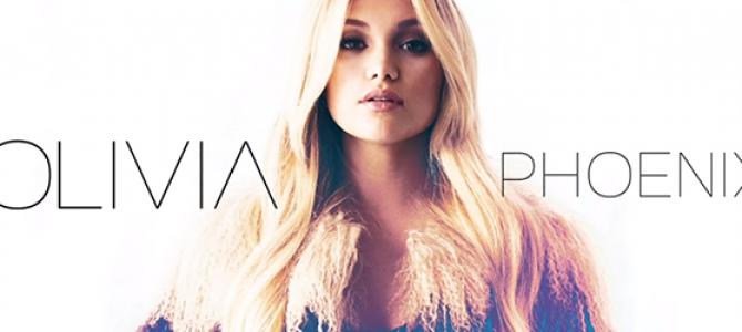 """Olivia Holt lança o single """"Phoenix"""" oficialmente"""