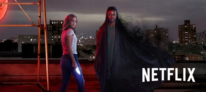 """Primeira temporada de """"Cloak & Dagger"""" é adicionada ao catálogo da Netflix"""