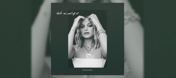 """Olivia Holt divulga capa oficial do single """"Talk Me Out Of It"""" e suposta prévia da música"""