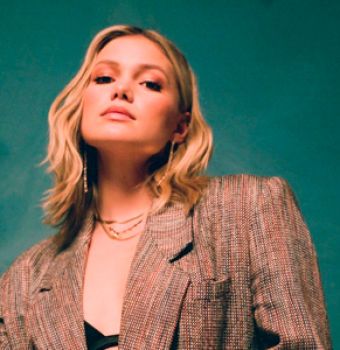 """Remix Like You Mean It"": Olivia Holt lança nova playlist em plataformas digitais"