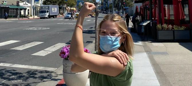 Olivia Holt participará de campanha para aumentar a confiança na vacina do COVID-19