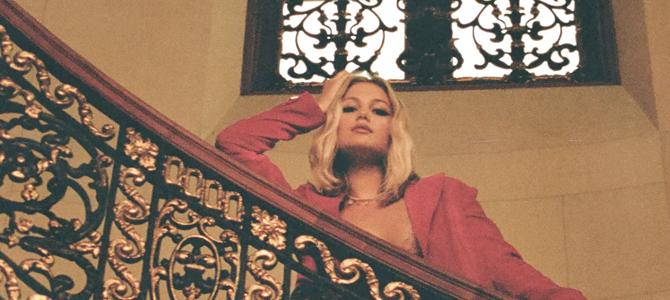 """EXCLUSIVO: Ouça prévia de mais de 1 minuto de """"Next"""", o novo single da Olivia Holt"""
