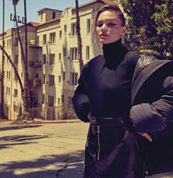 Olivia Holt para a Flaunt Magazine: confira o ensaio fotográfico e a matéria divulgada pelo site da revista