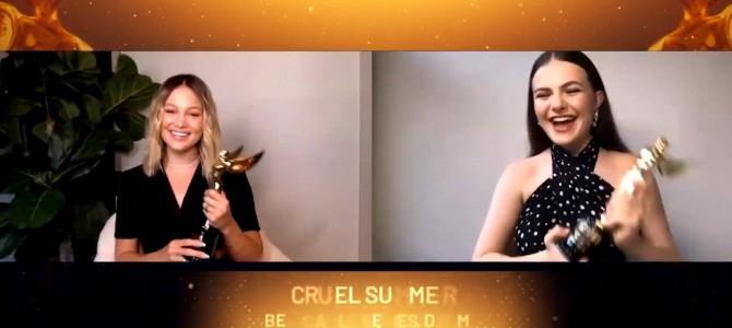"""""""Cruel Summer"""" vence uma categoria na premiação Hollywood Critics Association"""