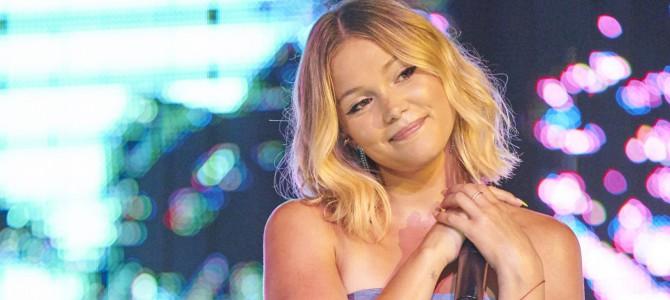 Olivia Holt anuncia que irá performar algumas músicas em programa da ABC